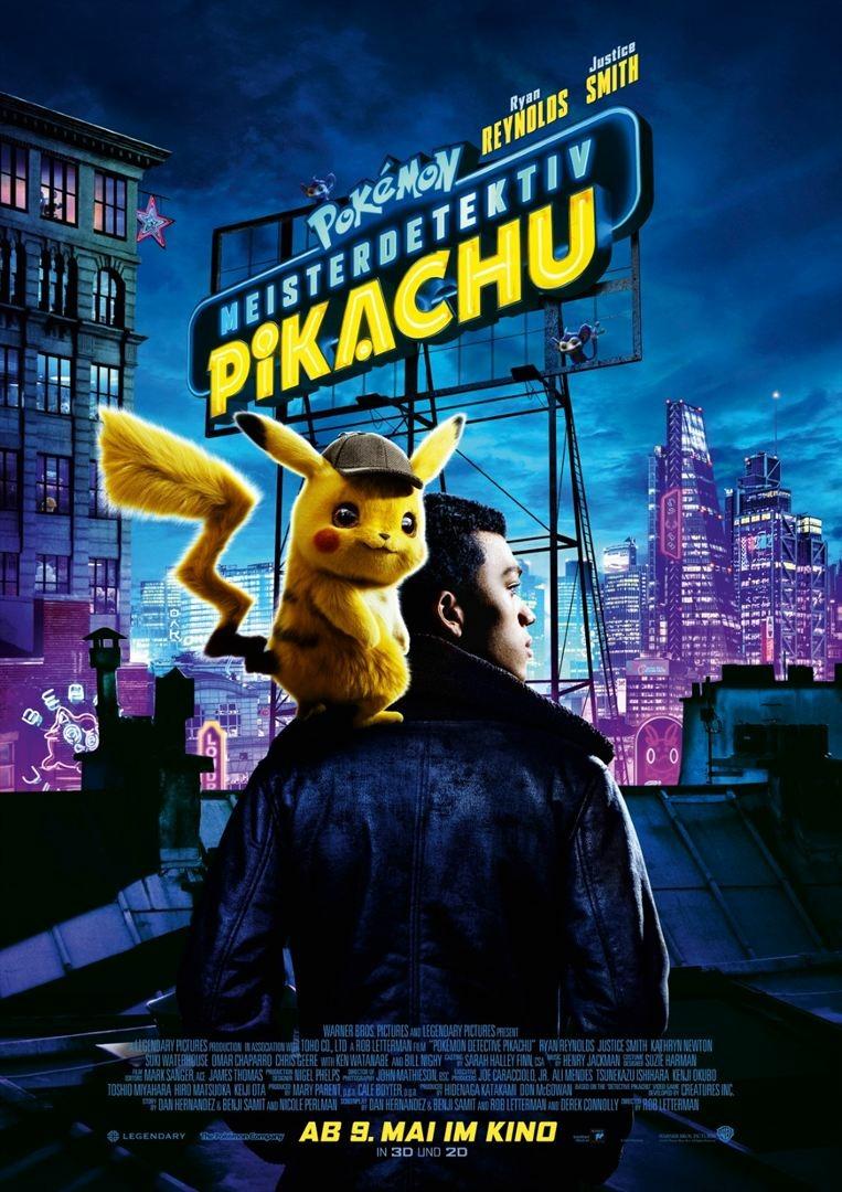 Detective Pikachu Release