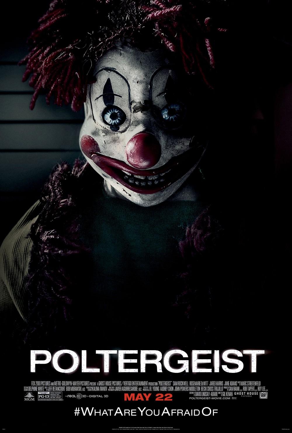 Poltergeist release date in Sydney