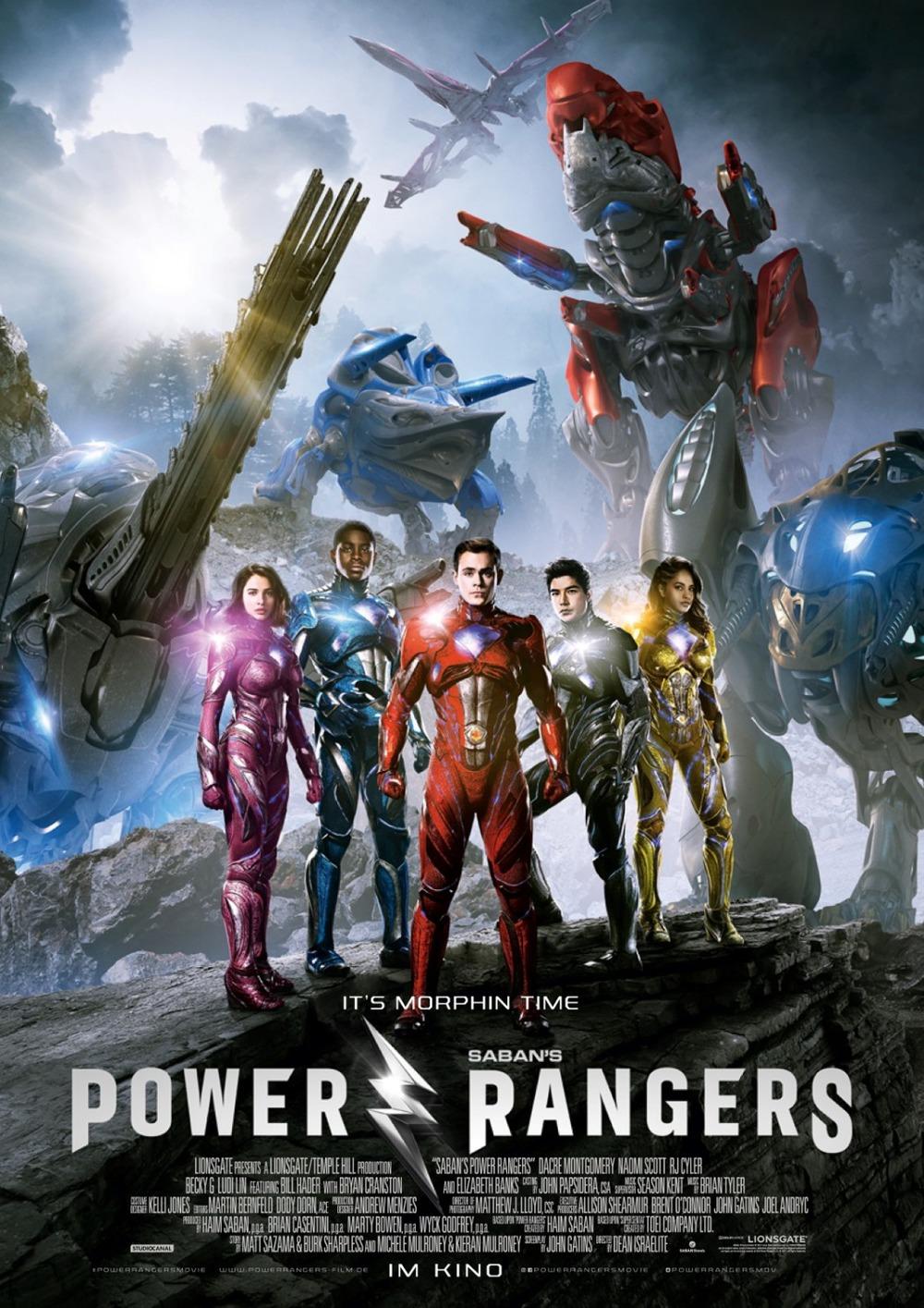 Power Rangers DVD Release Date | Redbox, Netflix, iTunes ...