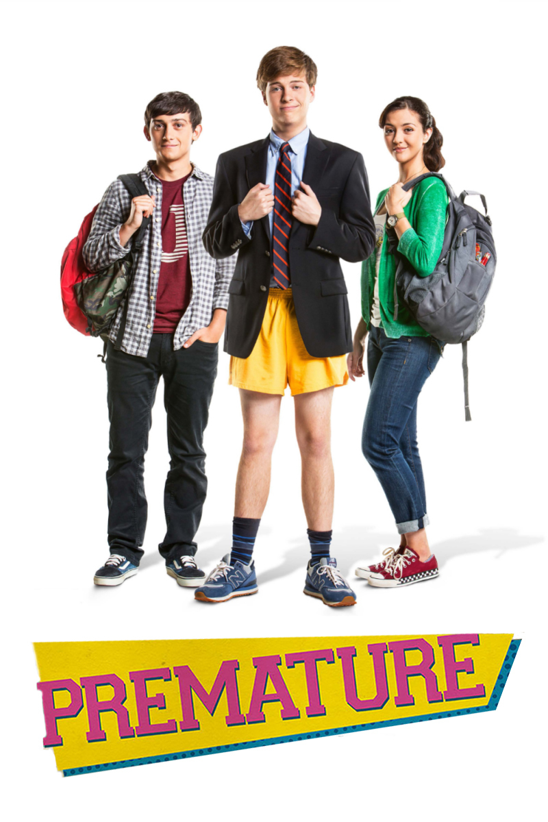 Filmy zdarma online - Premature