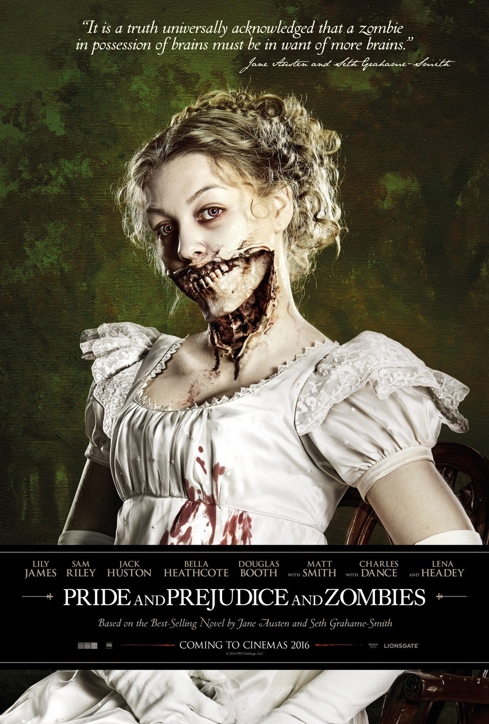 Pride and Prejudice and Zombies Movie Wiki - Review | Movie Database