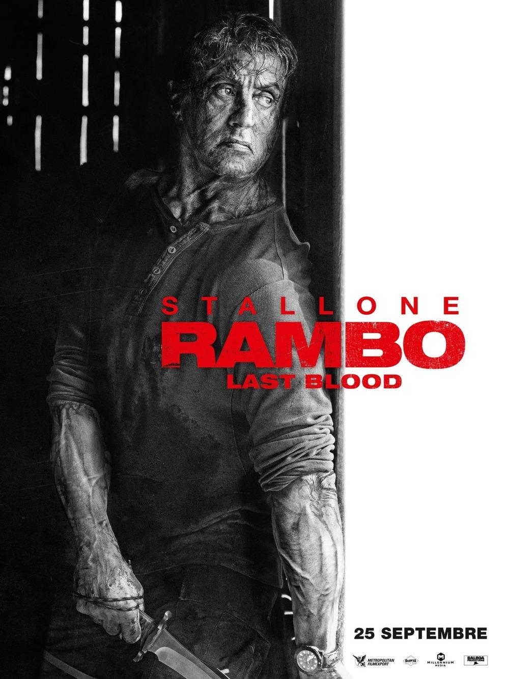 Rambo: Last Blood DVD Release Date   Redbox, Netflix, iTunes, Amazon