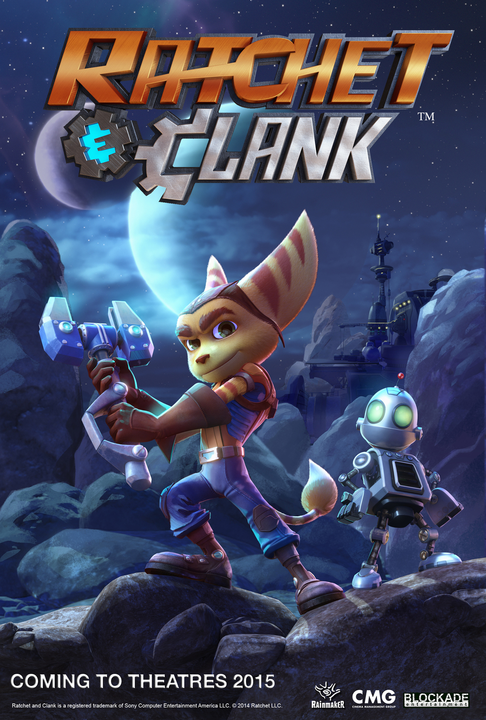 Ratchet and clank release date in Melbourne