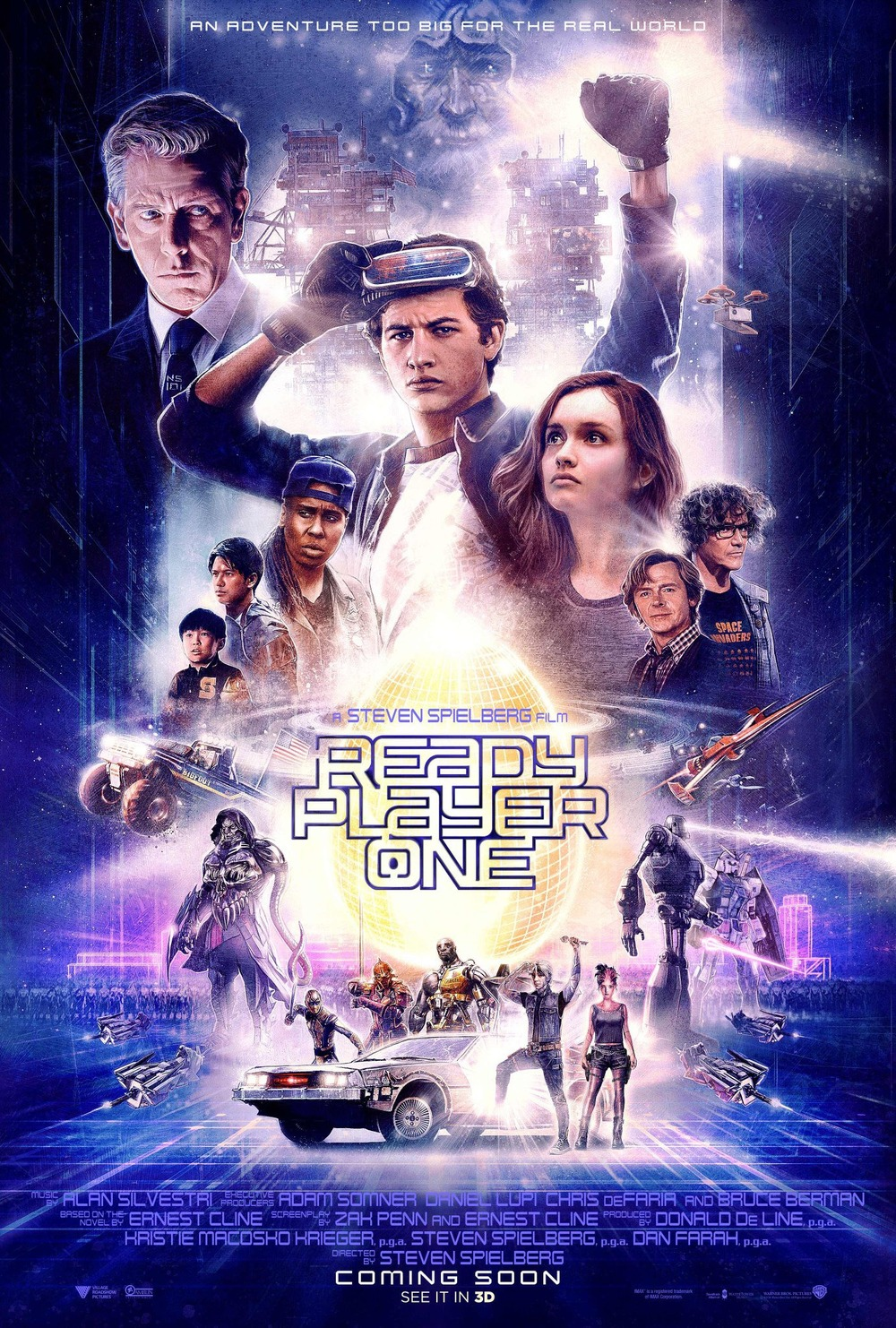 Ready Player One DVD Release Date   Redbox, Netflix, iTunes