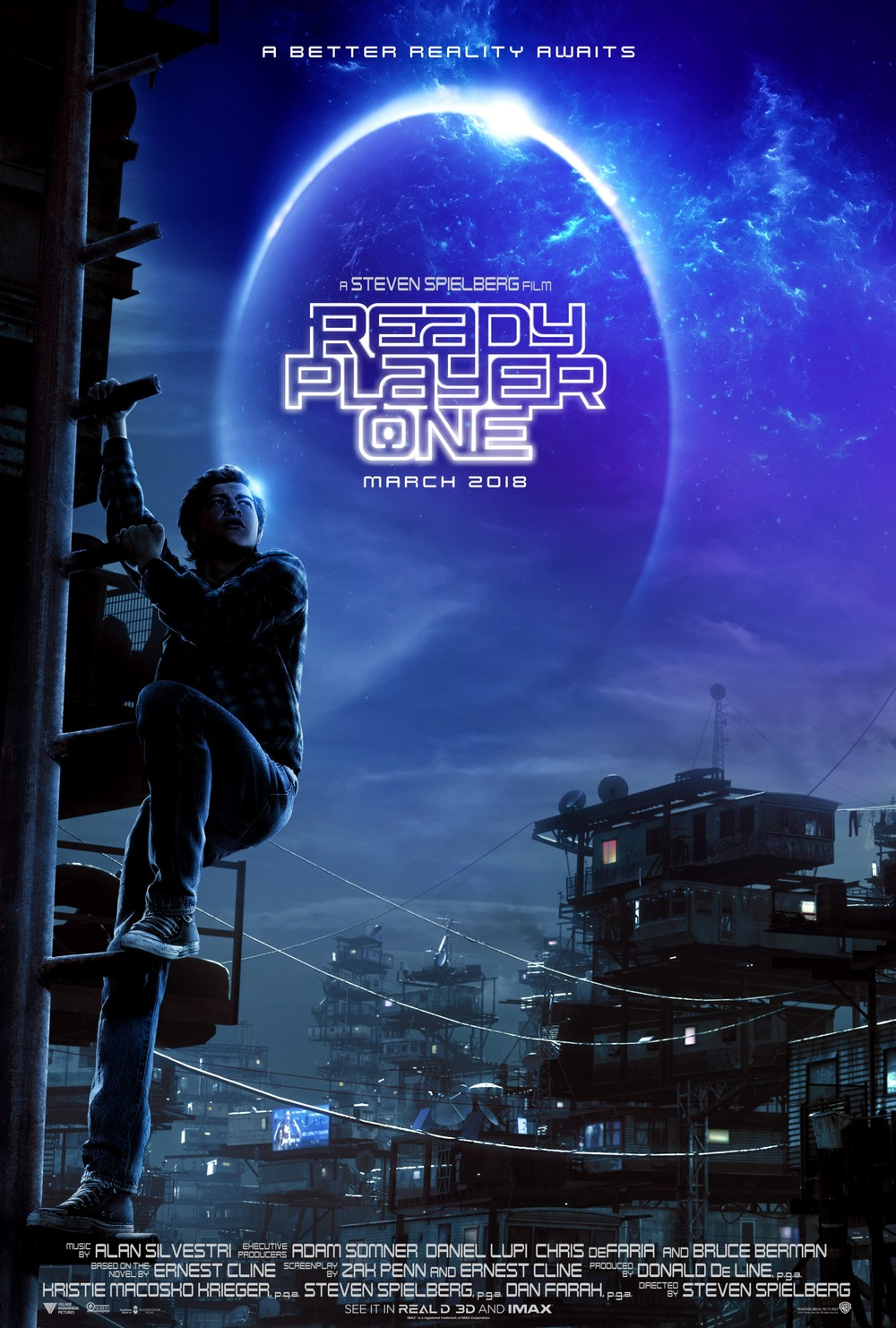 Ready player one movie release date in Sydney