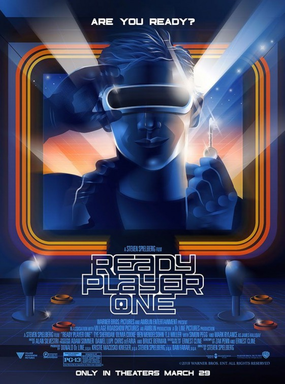 Ready Player One Netflix Release Date