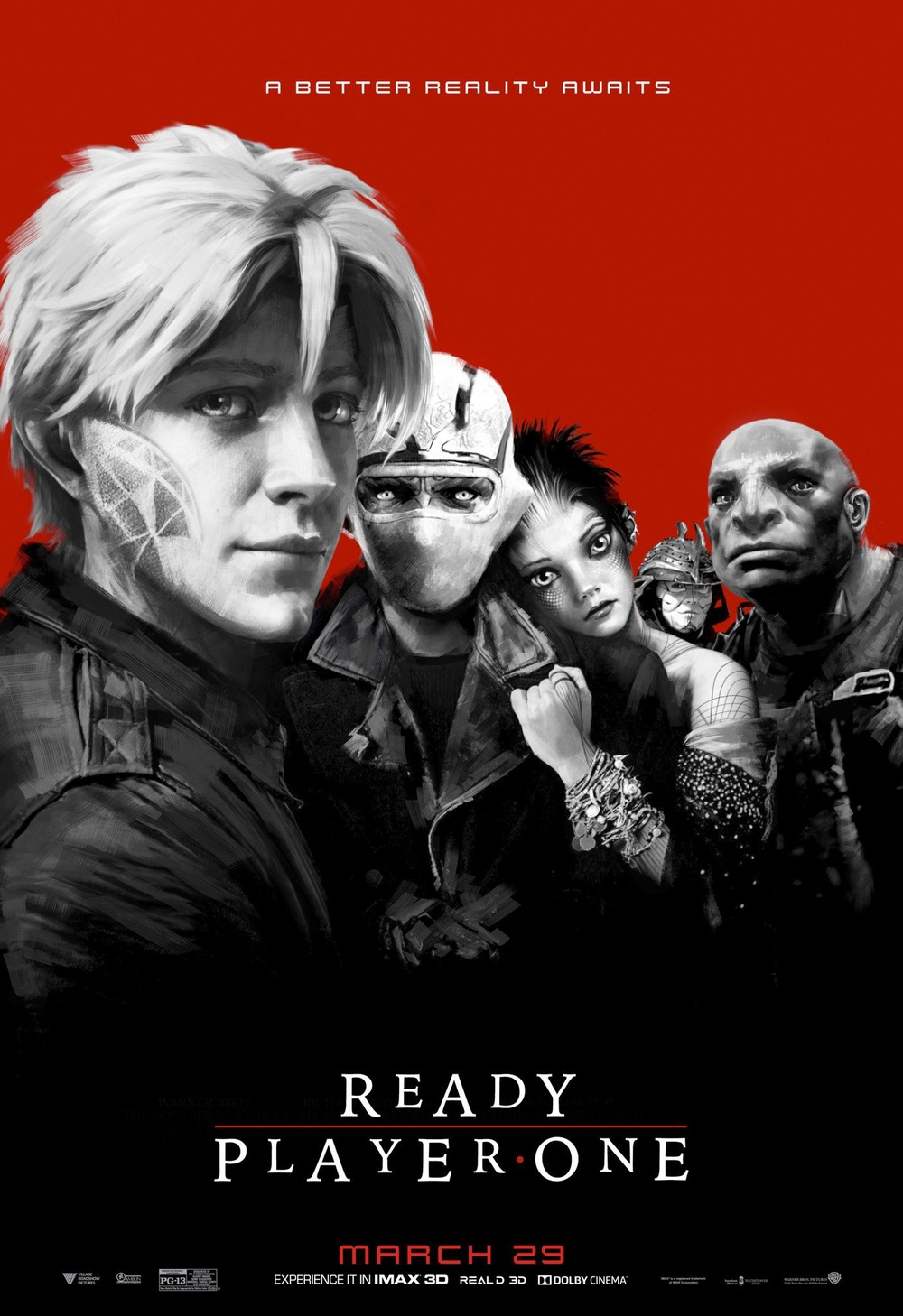 Netflix Ready Player One