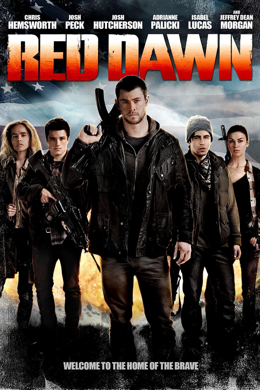 Red Dawn Fortsetzung