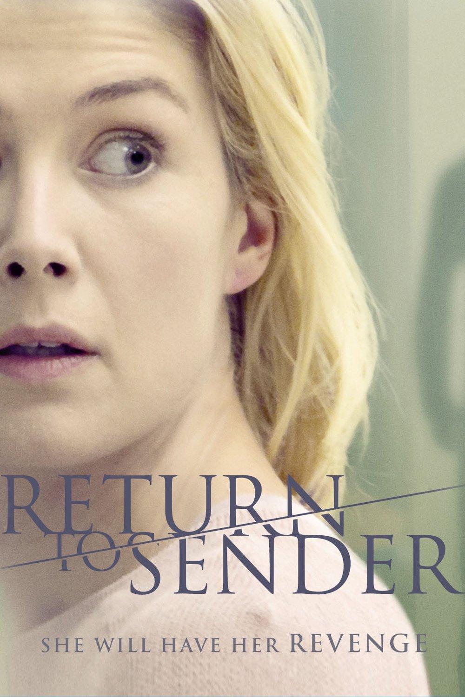 Return to Sender DVD R...