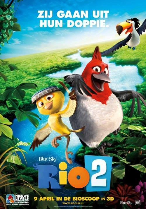 Rio 2 2014 trailer latino dating. niall horan facts about dating russian.