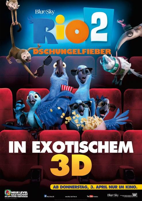Rio 2 DVD Release Date | Redbox, Netflix, iTunes, Amazon