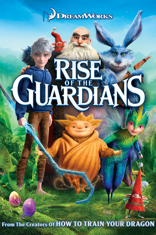 Rise of the Guardians DVD Release Date | Redbox, Netflix ...
