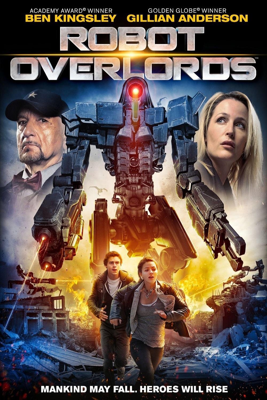 Robot Overlords DVD Release Date | Redbox, Netflix, iTunes