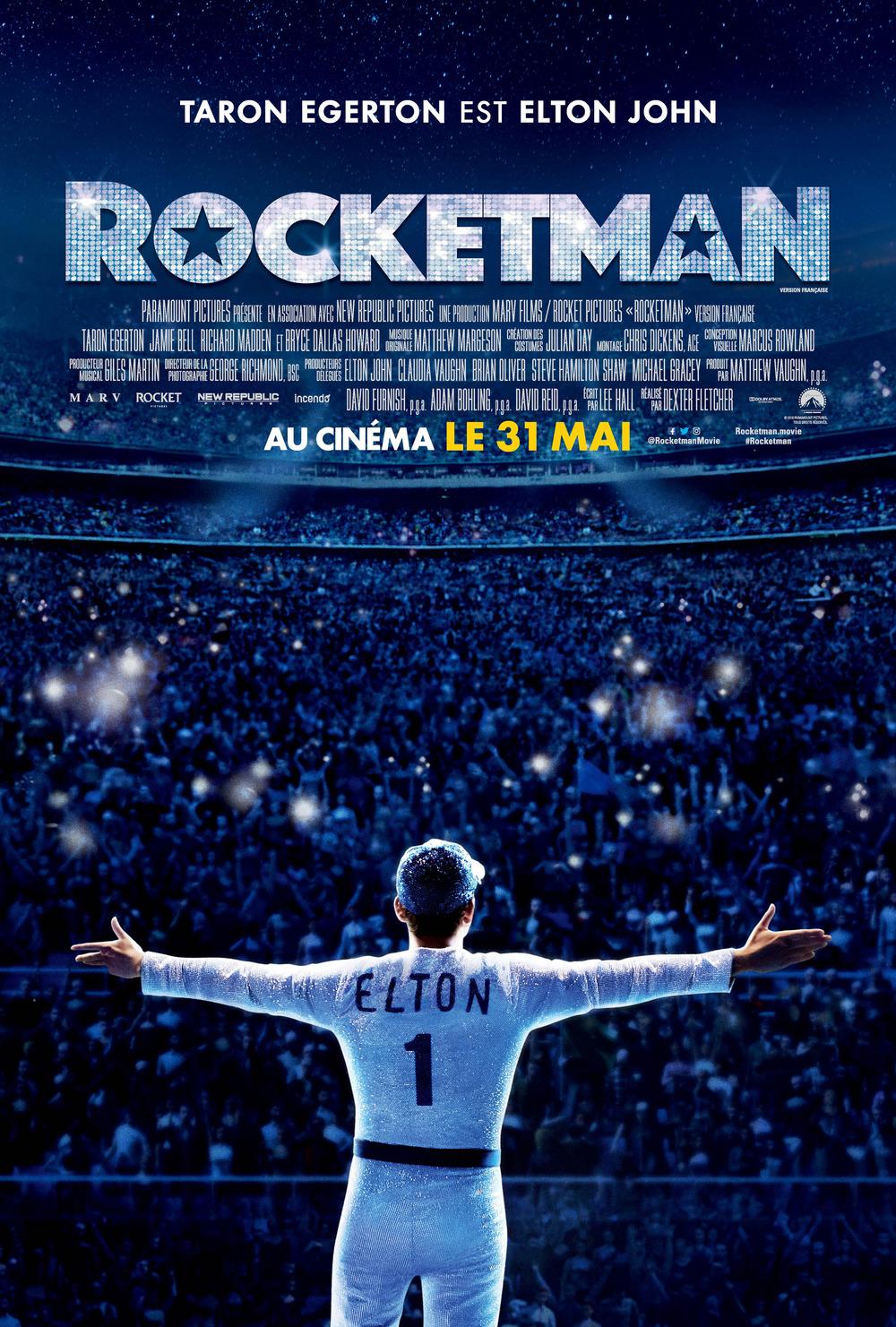 Rocketman 2019