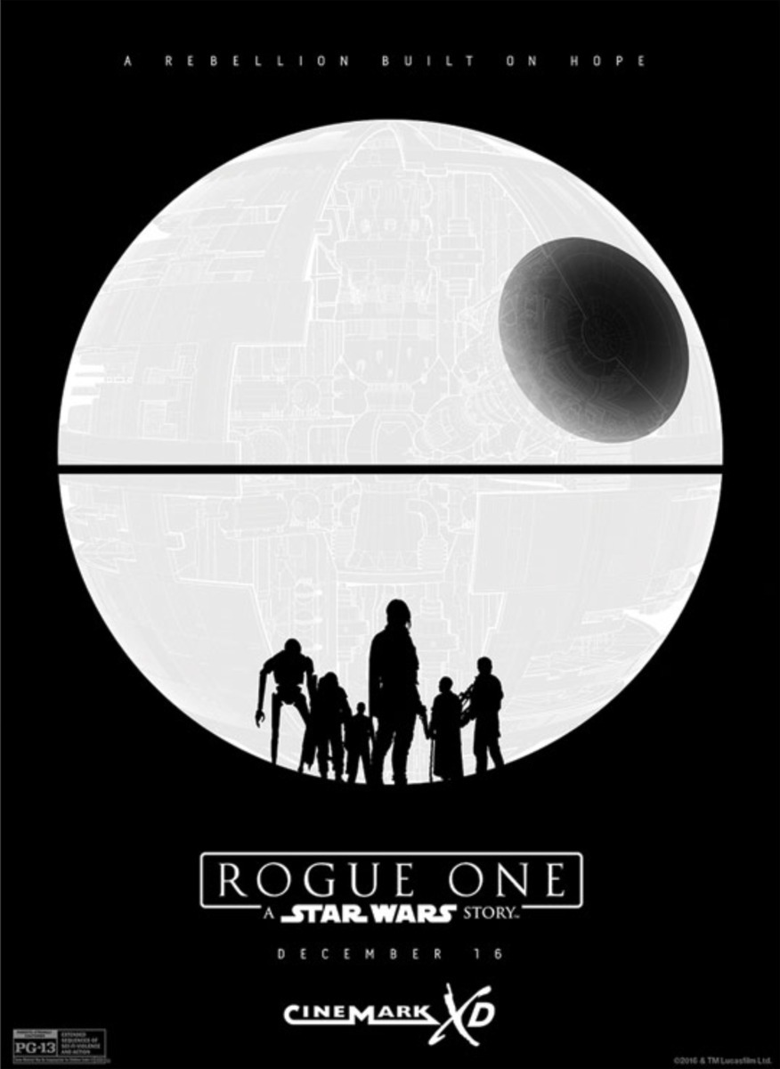 Star Wars Rogue One Release Date