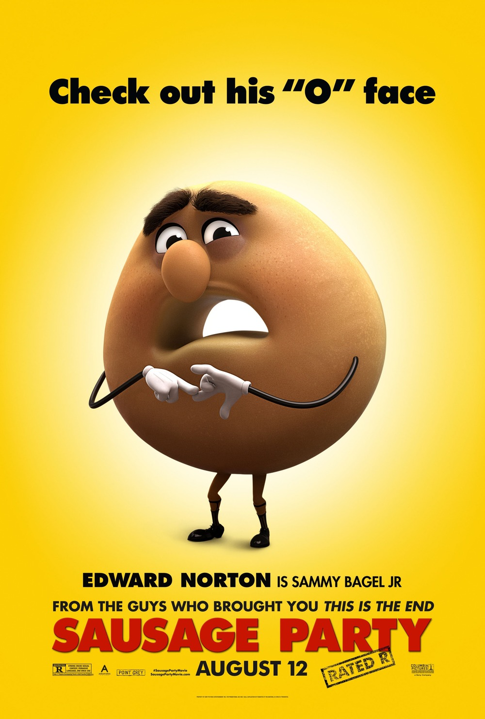 Sausage Party Release