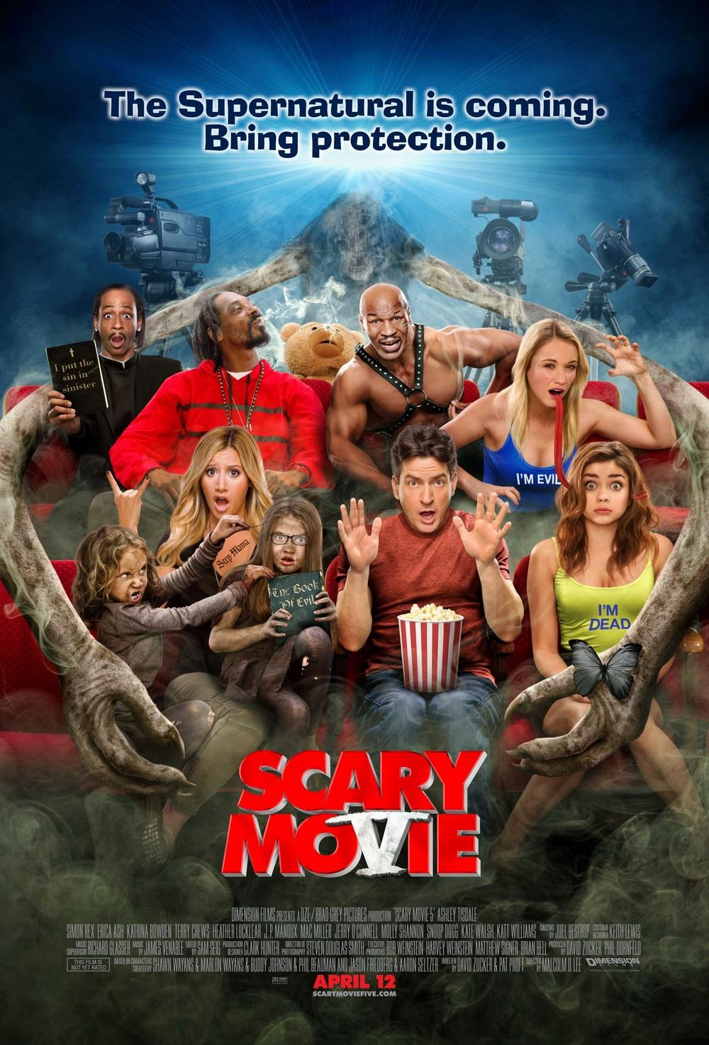 Scary Movie Online Stream