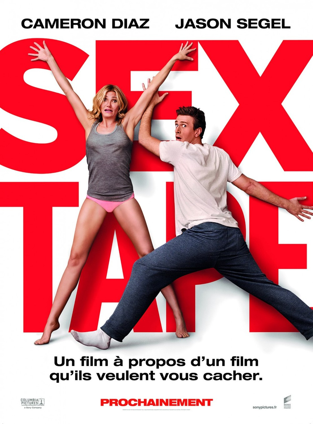 Sex Tape DVD Release Date | Redbox, Netflix, iTunes, Amazon