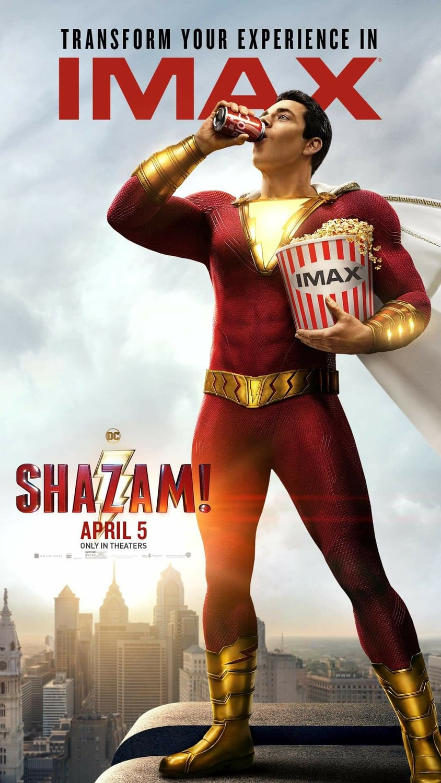 Random Mexicans Movie Reviews: MOVIE REVIEW: SHAZAM!