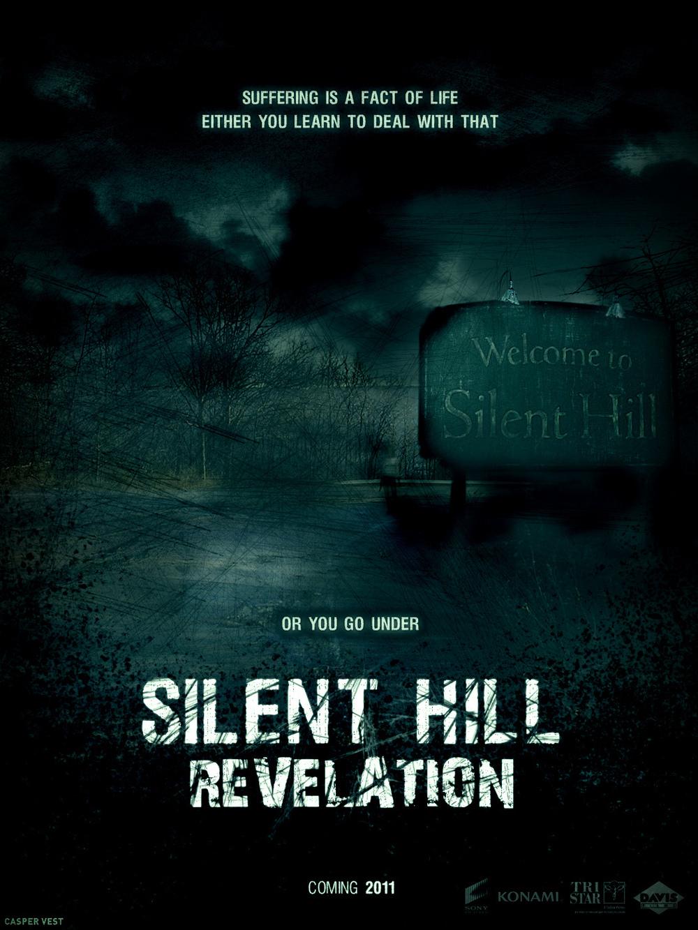 silent hill  revelation dvd release date