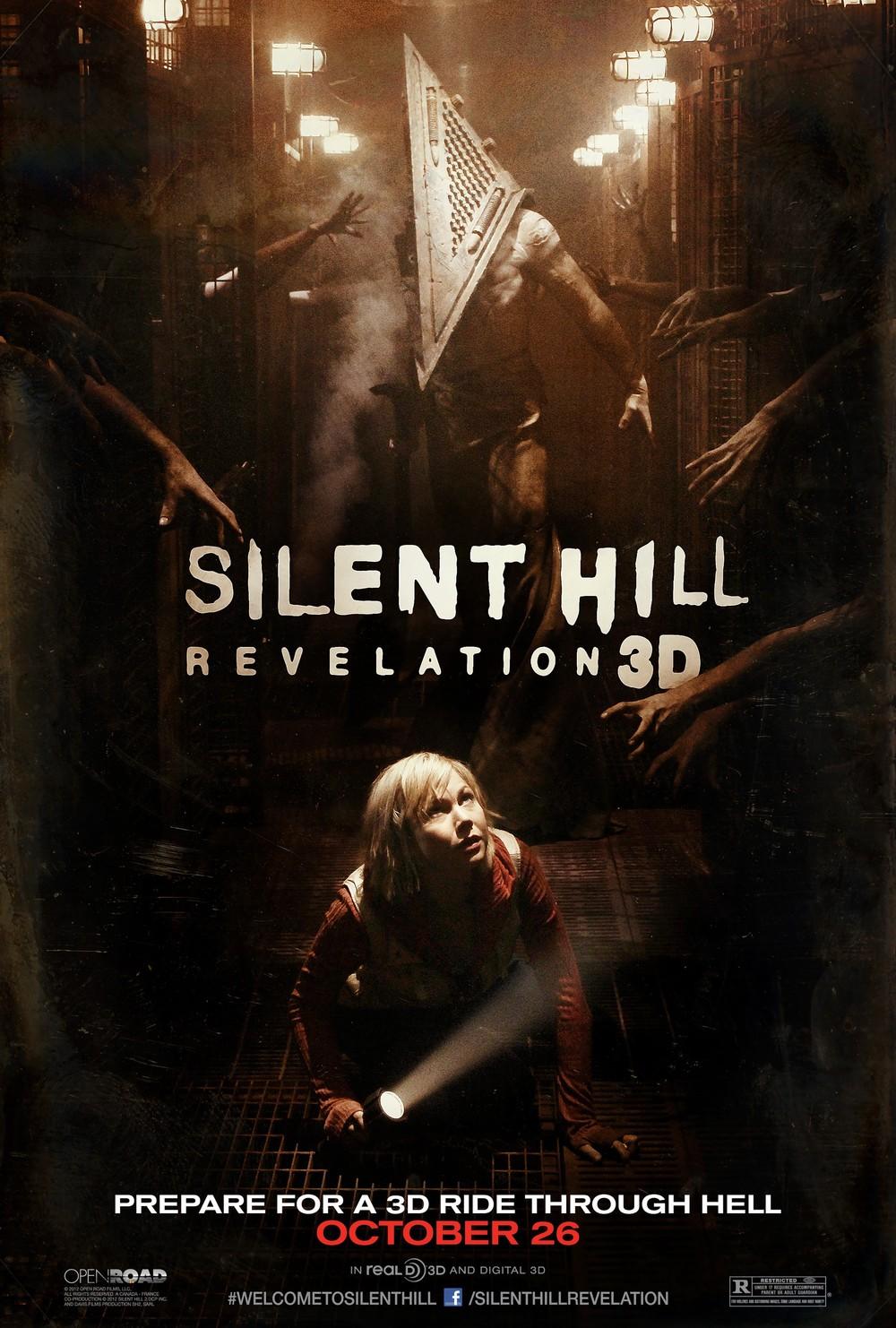 Silent Hill: Revelation DVD Release Date | Redbox, Netflix, iTunes, Amazon