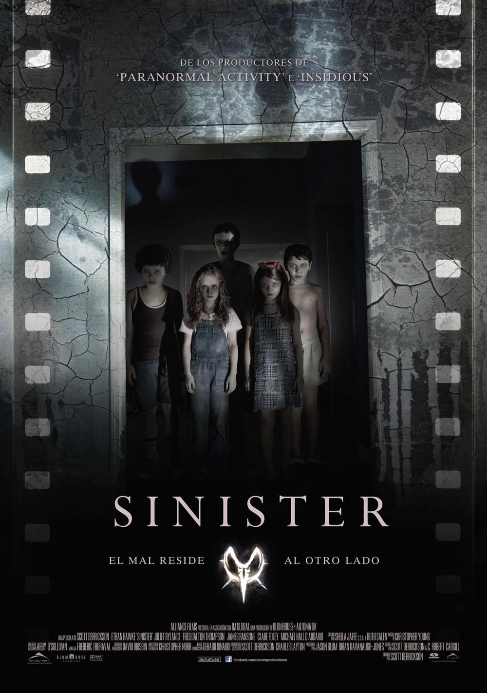 7e20141b Sinister DVD Release Date   Redbox, Netflix, iTunes, Amazon
