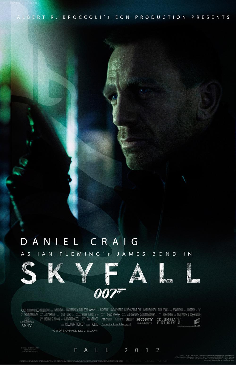 Skyfall Netflix