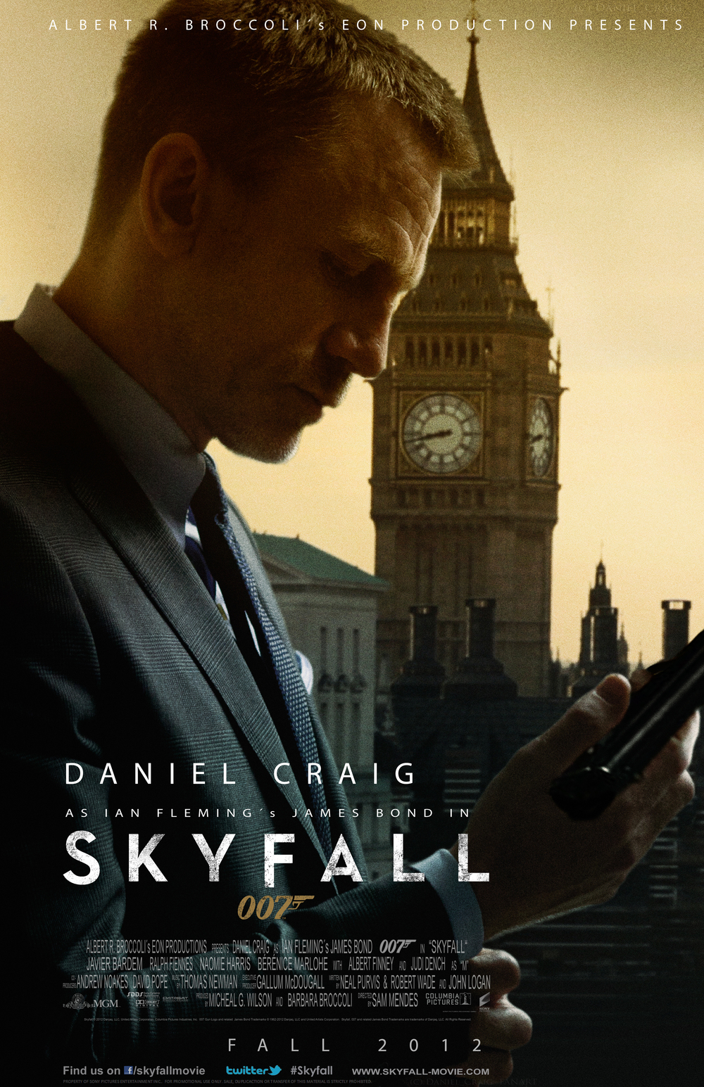 Download Film Skyfall 2012