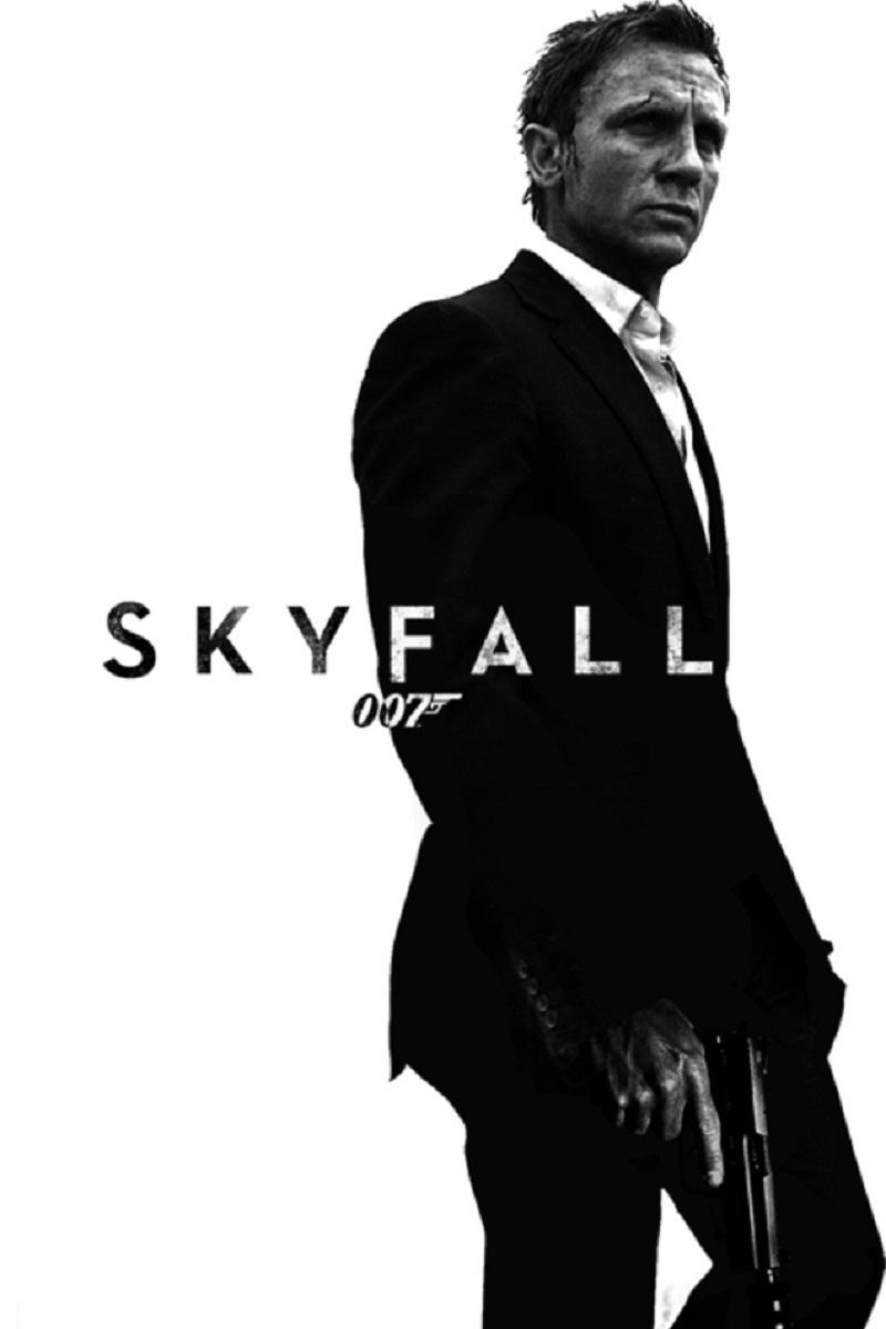 Skyfall release date in Sydney