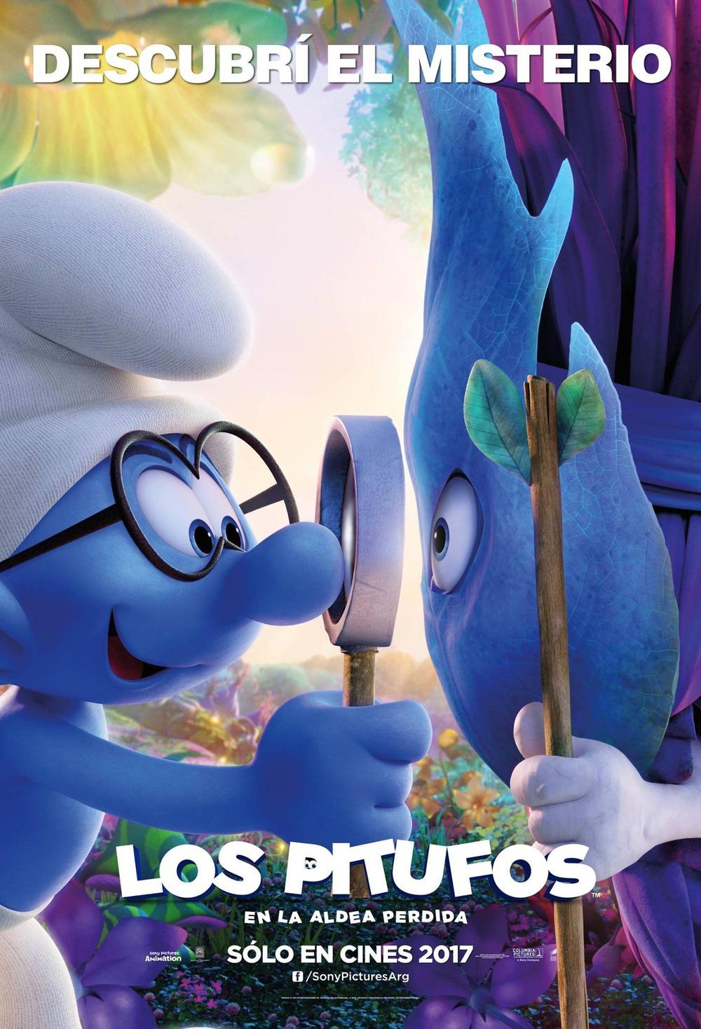 Smurfs the lost village dvd release date redbox - Hefty smurf the lost village ...