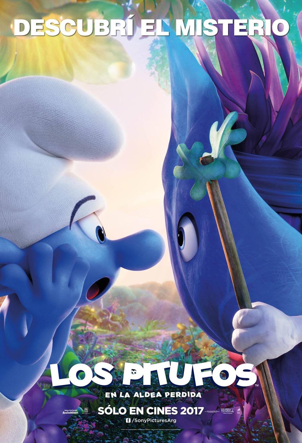 Smurfs: The Lost Village DVD Release Date | Redbox ...