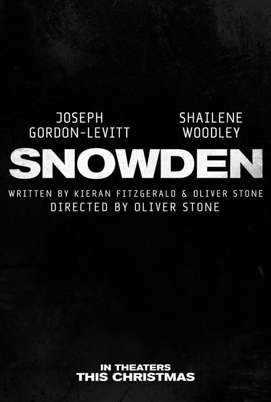 Snowden Film Netflix