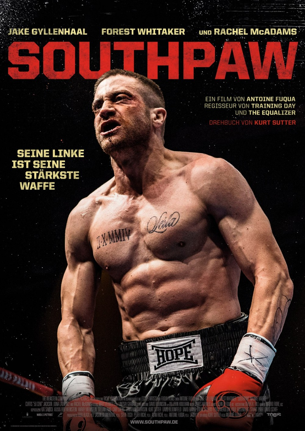 Southpaw release date in Perth