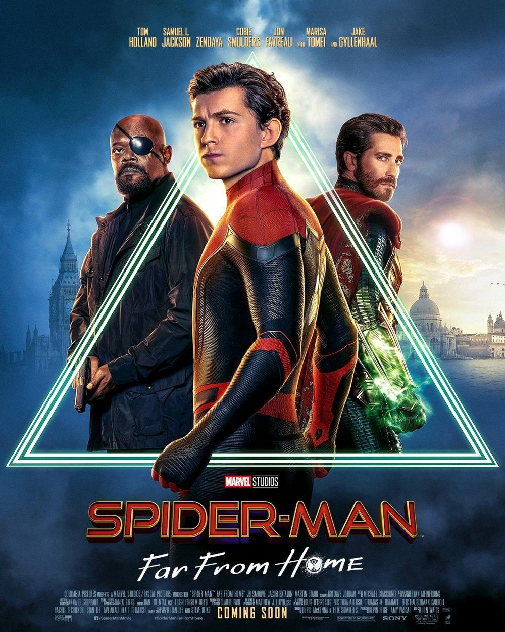 Spider Man Far From Home Dvd Release Date Redbox Netflix