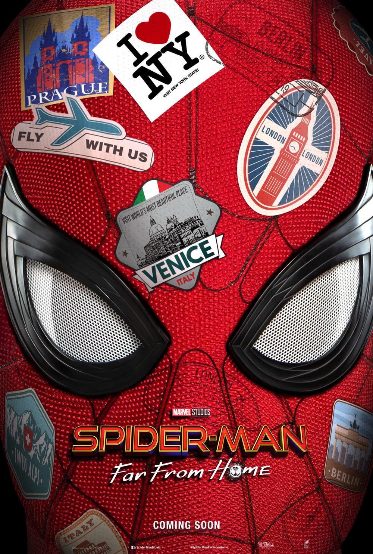 spider man far from home تحميل