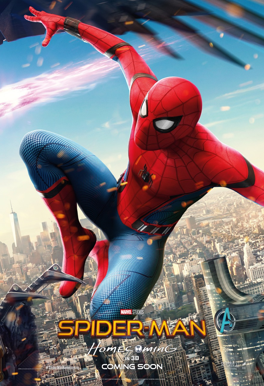 Spiderman Homecoming Poster