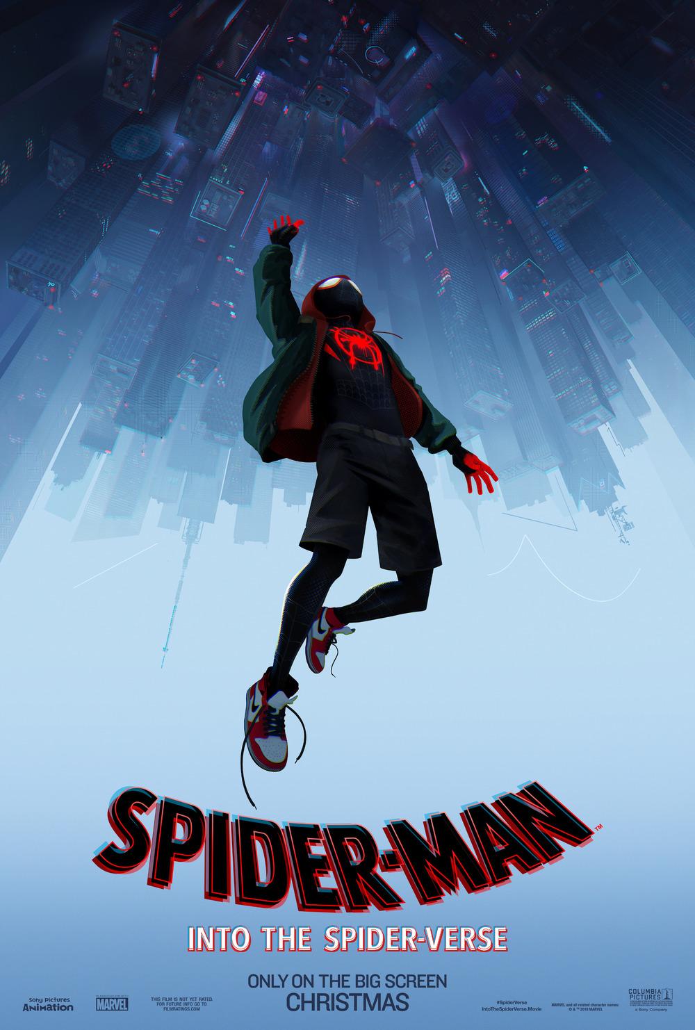 Spider-Man: Into the Spider-Verse DVD Release Date