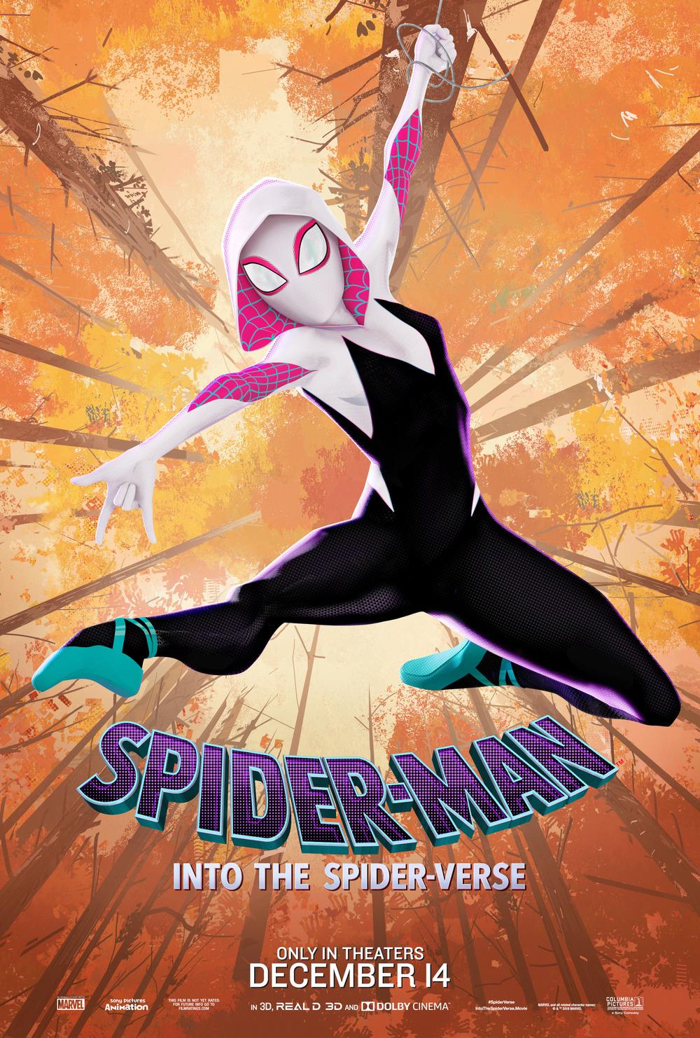 Into The Spider Verse Netflix