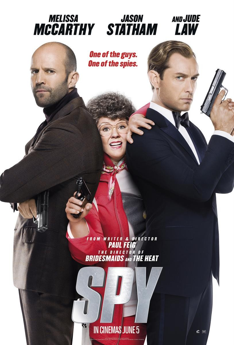 Spy DVD Release Date | Redbox, Netflix, iTunes, Amazon
