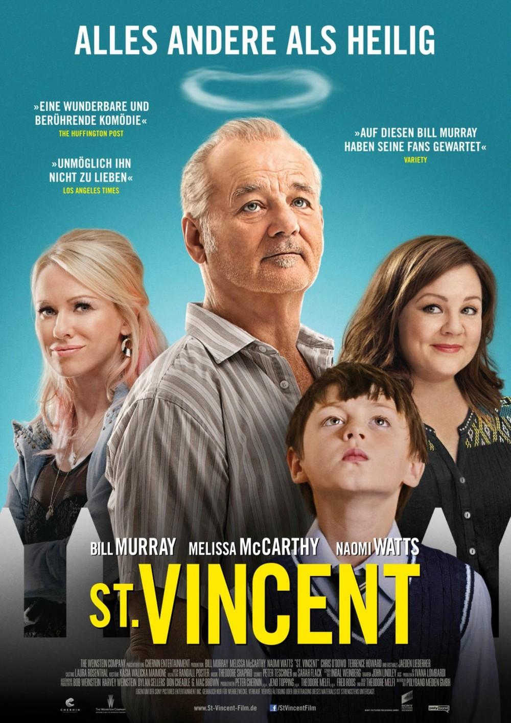 St. Vincent Mein Himmlischer Nachbar