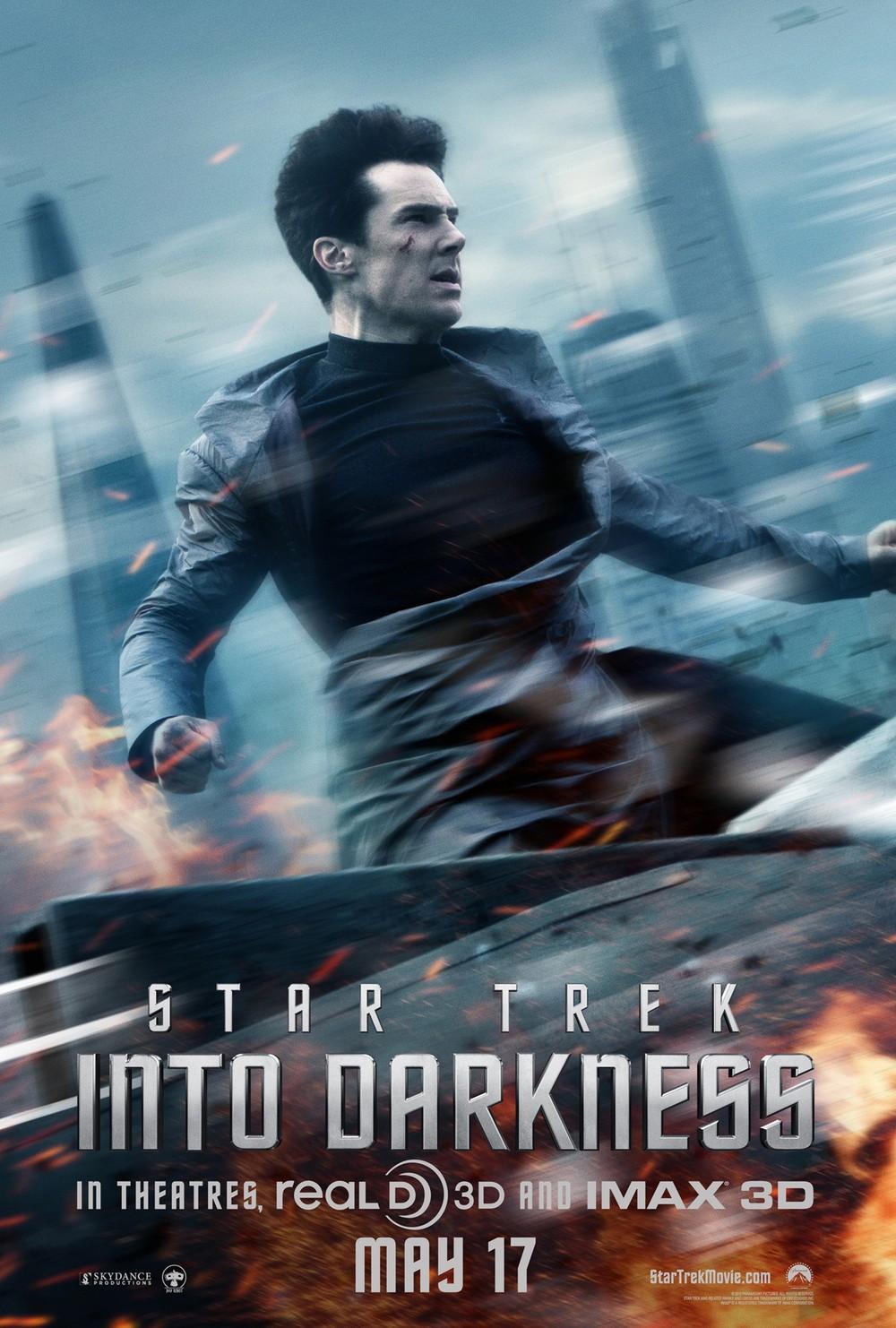 Star Trek Into Darkness DVD Release Date   Redbox, Netflix ...