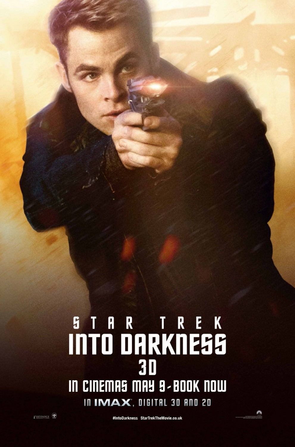 Star Trek into Darkness - 3D Blu-ray Review | High Def Digest
