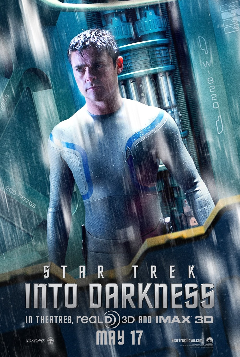 Star Trek: Into Darkness - Wikipedia