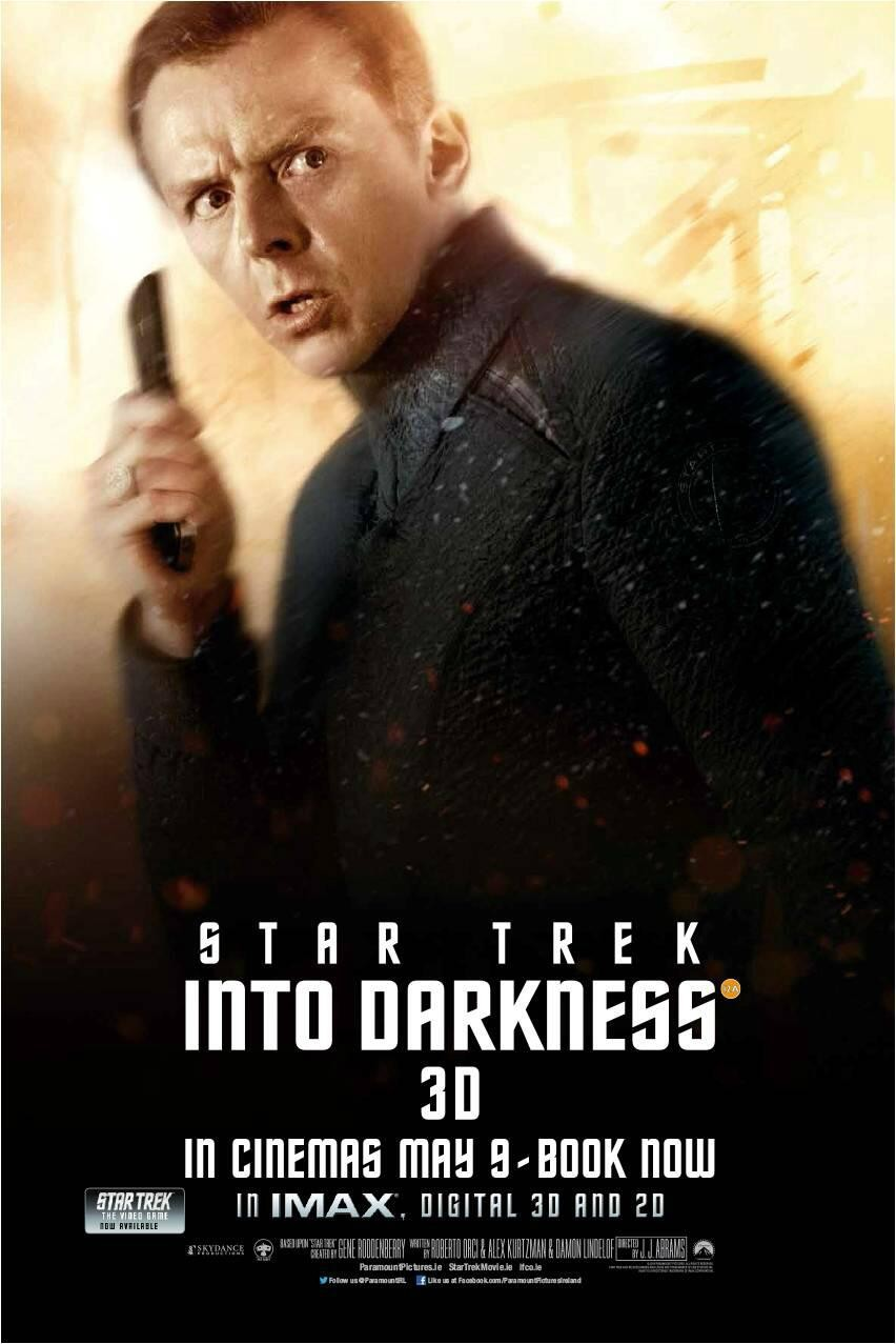 Star Trek Into Darkness (3D Blu-ray) | StarTrek.nl