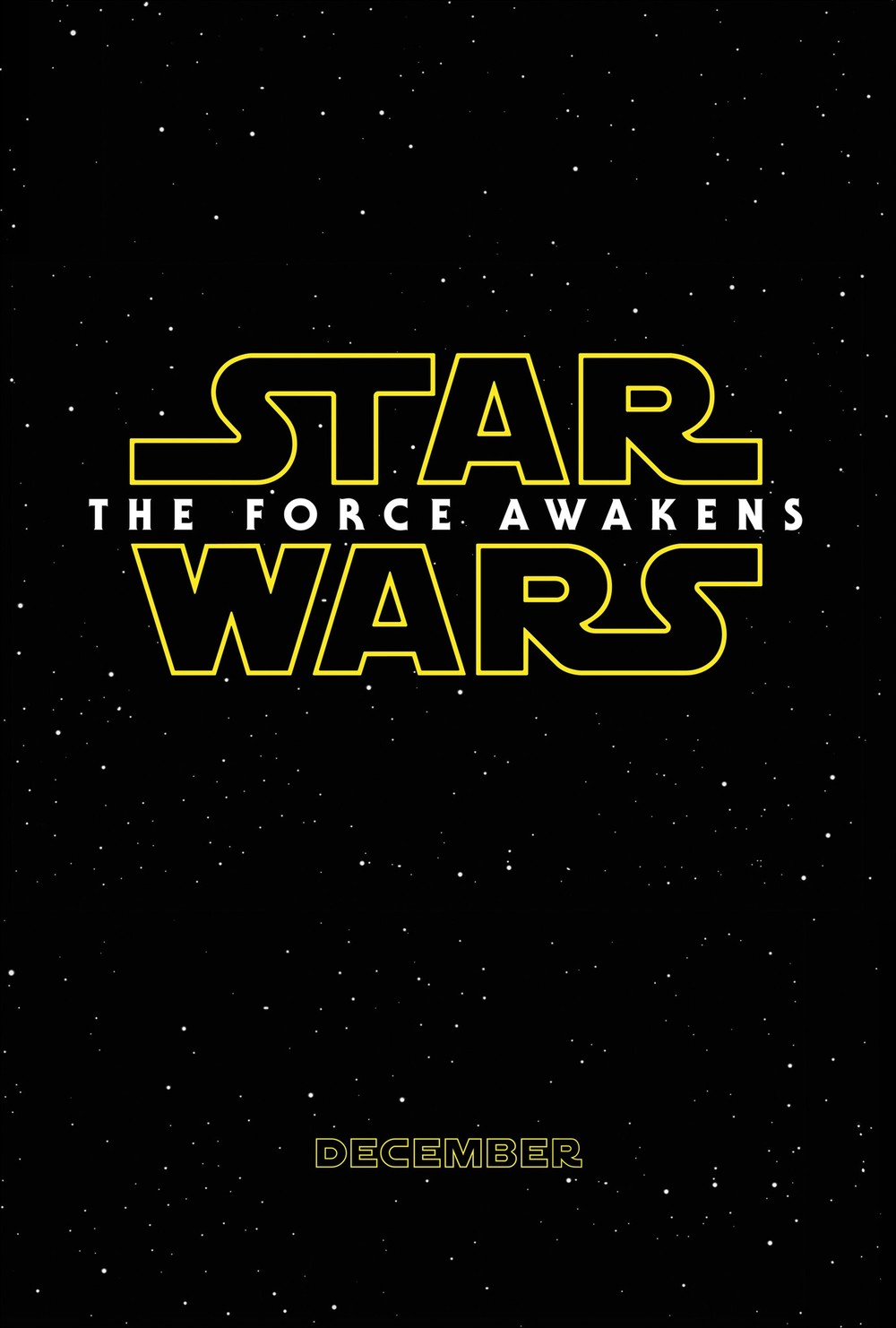 Star wars 7 date in Sydney