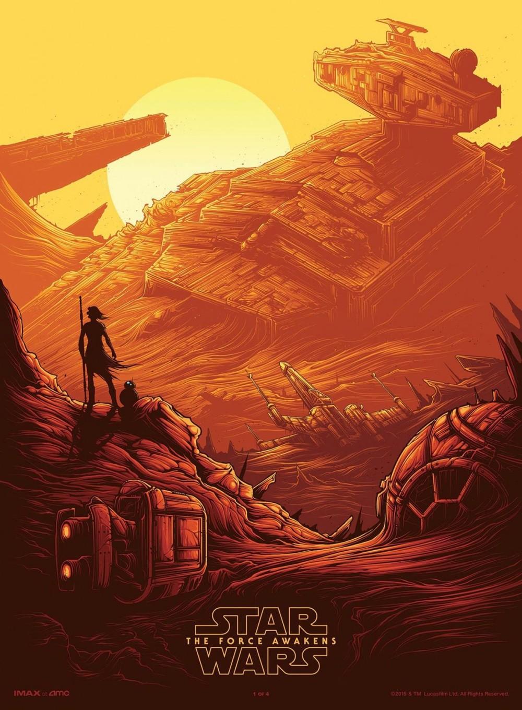 Star wars 7 release date in Brisbane