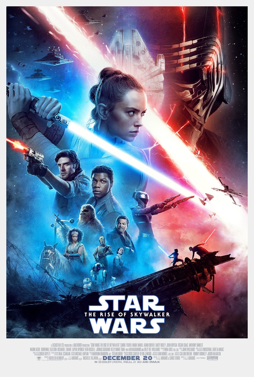 Star Wars The Rise Of Skywalker Dvd Release Date Redbox Netflix Itunes Amazon