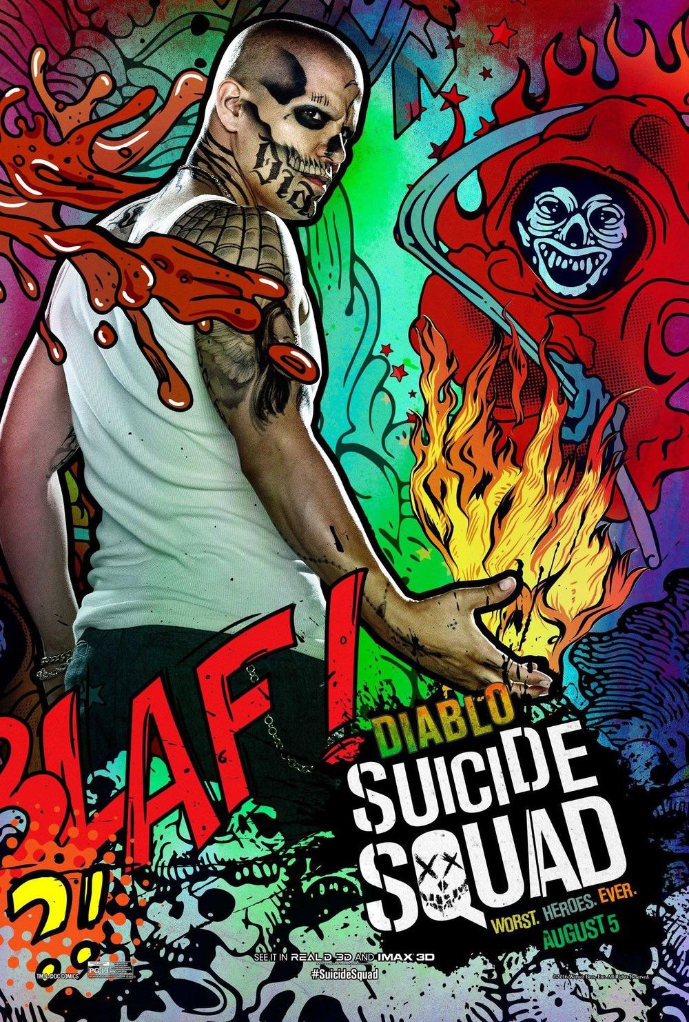 Netflix Suicide Squad