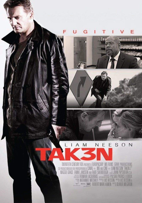 Taken 3 DVD Release Date   Redbox, Netflix, iTunes, Amazon