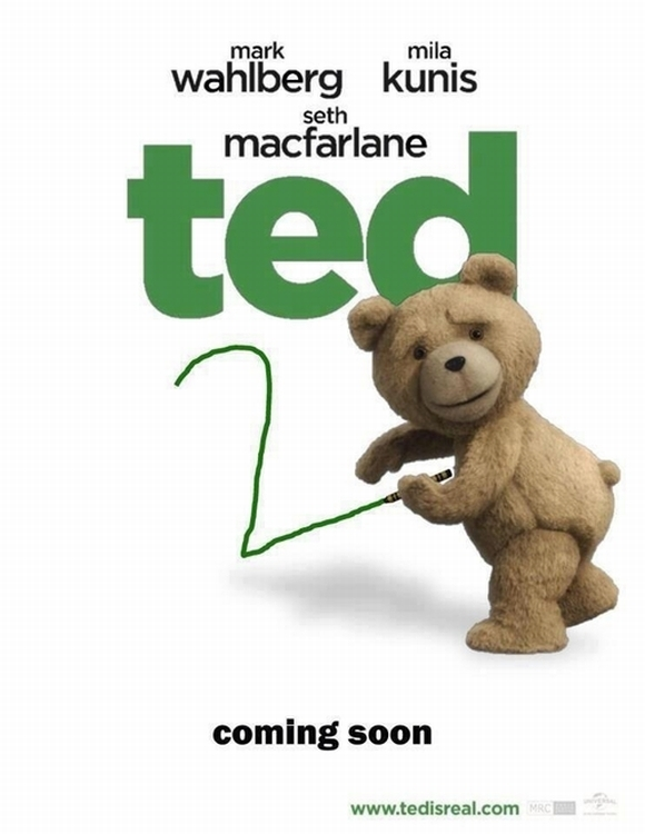 ted 2 viaplay